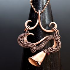 Handmade One of A Kind Wire Wrap Artisan Jewelry - Nicole Hanna Jewelry