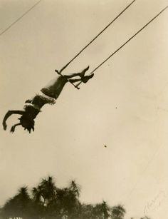 Trapeze work