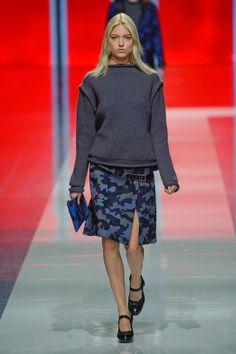 Christopher Kane Runway | Fashion Week Fall 2013
