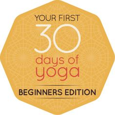 30 Days of Yoga for Beginners |     Maybe you've heard all about the benefits of yoga, but you're afraid to go along to a class because you are really inflexible, or uncoordinated, or just a little more lusciously proportioned than the svelte hipsters who seem to fill the classes in the trendy neighbourhood yoga studio? | (SIGN UP FOR A FEE)