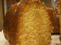 MarthaRayDeen's Caribbean Rum Cake:  Just A Pinch Recipes