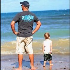 Like Father, like son...