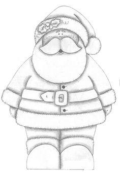 Felt Santa ??