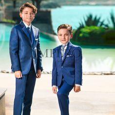IK 4650 SX - AD 41B DX #damigelle #paggetto #wedding #matrimonio #nozze #blu #blue