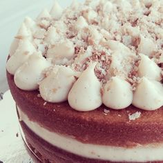 milles-feuilles in a cake!!