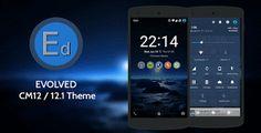 EVOLVED theme CM12.x/13.x v3.6  Sábado 14 de Noviembre 2015.Por: Yomar Gonzalez | AndroidfastApk  EVOLVED theme CM12.x/13.x v3.6 Requisitos: 5.0  Información general: Evolved es un tema desarrollado para CyanogenMod 12 seleccionar la apariencia y roms con el motor interior.En Evolved encontrará una sensación de limpieza y pulido con muchas variaciones de colores en una variedad de aplicaciones. Evolved trata de integrar una sensación inmersiva trayendo barra de estado y la barra de…