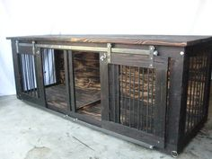 DIY Decor Dog Crates