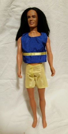 """Lot of 9 Barbie Mattel Kenner dolls 8"""" to 13"""" All come with clothes"""