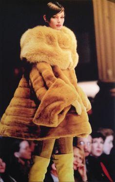 Claude Montana, automne-hiver 1993-1994
