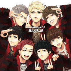 do you wanna be? block b