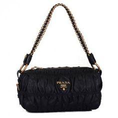 €166.00 Official Prada Shoulder Bags Black Bl0651 Nyc Prada Tote a6967c04518e2
