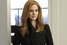 Suits: Sarah Rafferty on Darvey's Chances of Happening - Today's News: Our Take | TV Guide