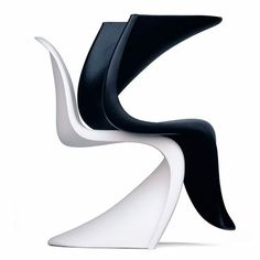 The Panton Chair - Verner Panton for Vitra - 1960