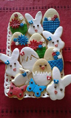 Biscotti, Cupcakes, Easter, Sugar, Cookies, Affirmations, Desserts, Blog, Anna