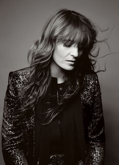 Florence Welch, photographed by Eric Ryan Anderson for Billboard magazine, May 2015