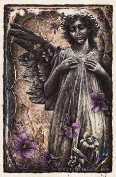 'Dark Sanctuary' by Victoria Frances