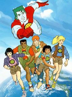 'Captain Planet and the Planeteers' Movie in the Works From Sony (Exclusive)
