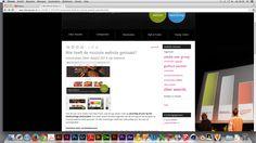Ik vind dit een mooie website, omdat hij heel overzichtelijk is en een moderne opbouw heeft.