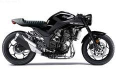 ninja 250 cafe racer kit - Google Search