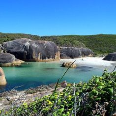 Elephants Rocks, Western Australia