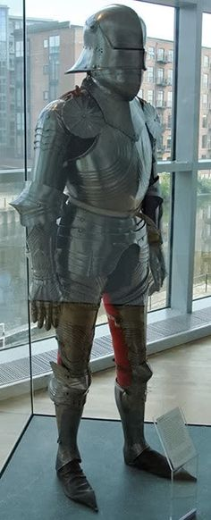 1470 Leeds, UK, Royal Armouries, composite armour, Milano  Images courtesy of Lonnie Colson, Doug Strong, AAF ID