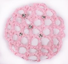 Free Pattern: All Too Perfect Crocheted Bun Cover