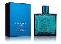 Versace Eros Eau de Toilette Spray for Men, Fl Oz, Fl Oz(Pack of Gianni Versace, Perfume Oils, Perfume Bottles, Best Perfume For Men, Psoriasis On Face, Long Lasting Perfume, Best Fragrances, Grooming Kit, Luxury Beauty
