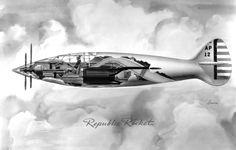 Republic AP-12 Rocket