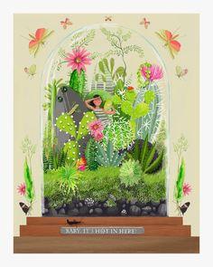 Jane Newland Illustration