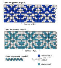 Motif Fair Isle, Fair Isle Chart, Fair Isle Pattern, Knitting Charts, Knitting Socks, Knitting Stitches, Knitting Patterns, Cross Stitch Charts, Cross Stitch Patterns