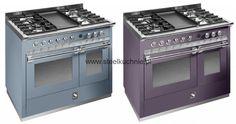 Kuchnie Steel - Włoskie urządzenia kuchenne
