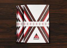 Target Chalet - Winter X Games 15 - Aaron Melander Design
