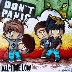 ATL. this reminds me of maplestory:)