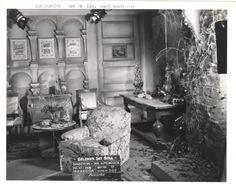 Rebecca - Manderley - photo of the Boathouse Cottage set