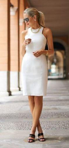 Vestidos de Coctel para Señoras de 50 Años. Hola amiga a403eca02591