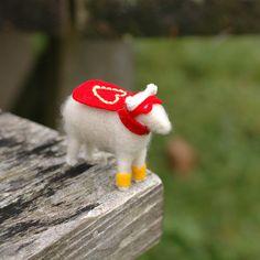 sheep superhero!