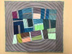quilts und mehr: Miniature Quilt Quilt Art, 14. April, Inchies, Miniature Quilts, Miniatures, Blanket, Blog, December 12, Textile Art