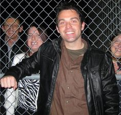 Ryan Kelly! If I was there, they'd need that fence. lol