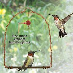 HUMMINGBIRD SWING | Taylor Gifts