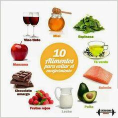 Hazte un zumo para la piel nutrici n deportiva tips de nutrici n perder peso con entrenador - Alimentos antienvejecimiento ...