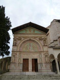 Chiesa di S. Bernardino,Perugia,Umbria, Italia