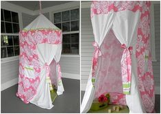 kids pvc pipe castle | Play Tent this is a good idea for the reading nook we were talking about last night