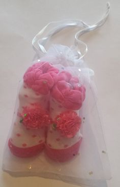 Baby Kleidung , Super Süße Pink Socken , Newborn , Neu!