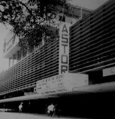 Cine Astor (Conj. Nacional) Av. Paulista 2073 – Hoje o espaço é usado pela…