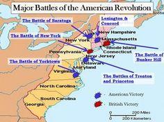 revolutionary war battle flags
