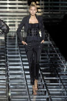 Dolce & Gabbana....the black dinner suit.