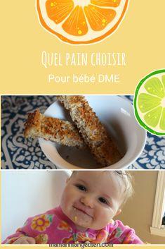 Facebook Pinterest Gmail Lors de l'introduction des solides, la toast est un aliment qui arrive souvent rapidement dans le menu du bébé. Ha oui? me direz-vous. Je rectifie, la toast arrive rapidement dans le menu du bébé lorsqu'il débute les solides avec l'alimentation autonome du bébé, diversification menée par l'enfant DME. Si votre bébé mange […]