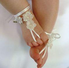 Baby Fairy Feet