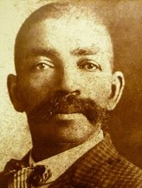 Bass Reeves... The original Lone Ranger. Wow!