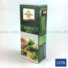 Steuarts-Tea-Bittermelone - Gewürz-Tee-Karela-Spice-25-Teebeutel